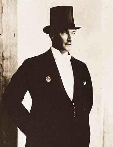 Stil İkonu: Atatürk