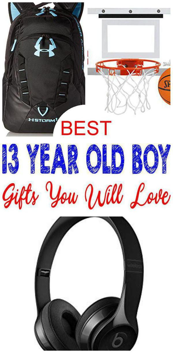 Check Out These Amazing 13 Year Old Boy Gifts Give An Awesome Party Gift Are Great Ideas For Any And Can