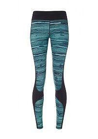 Sweaty Betty - Shiva Yoga Leggings - Blue