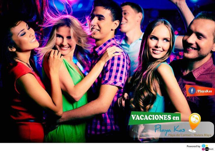 #SiFueramosNovios ya estarías disfrutando de la vida nocturna en #PlayaDelCarmen