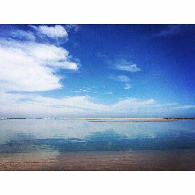 Plettenberg Bay Lagoon / Indian Ocean / Oceansea