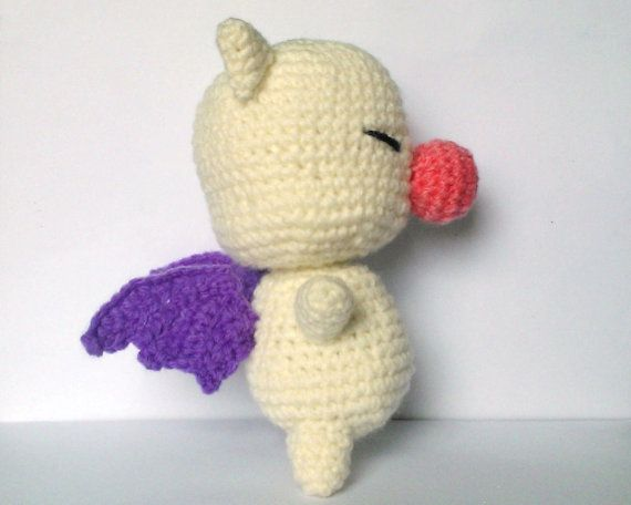 Amigurumi Vivi Free Patterns : 22 best moogles images on pinterest crocheting patterns crochet