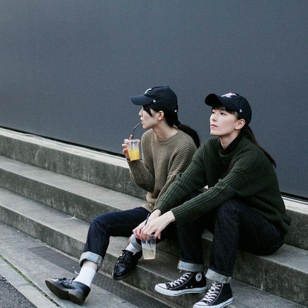 Droptokyo (ドロップトーキョー) » Blog Archive   » DROPSNAP! MIYU OTANI AND LEE MOMOKA