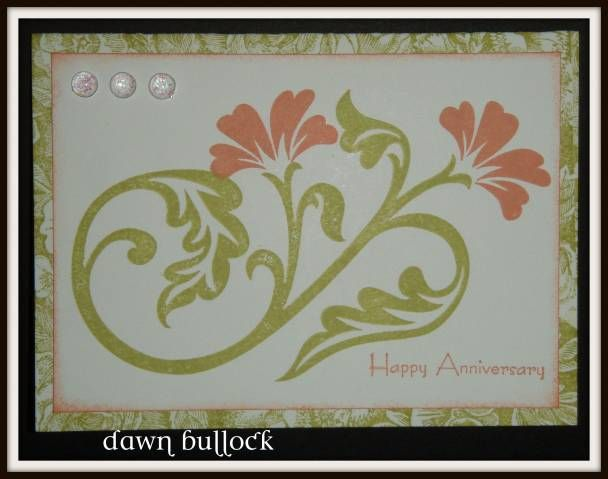 Quick Anniversary Card