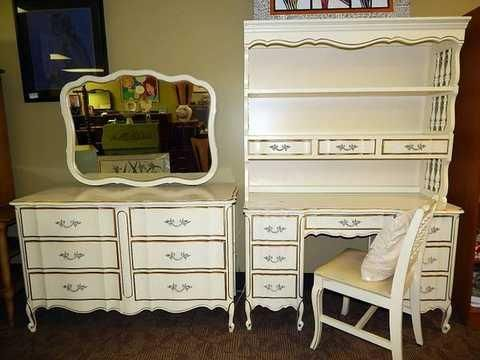 Girls French Provincial Bedroom Set Yakaz For Sale