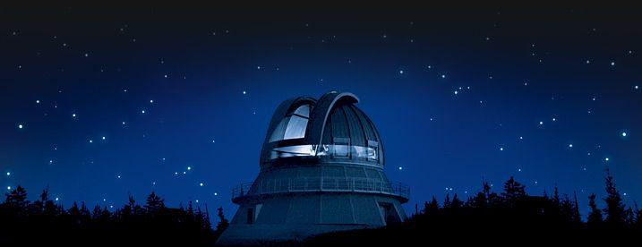 L'observatoire - Parc national du Mont-Mégantic