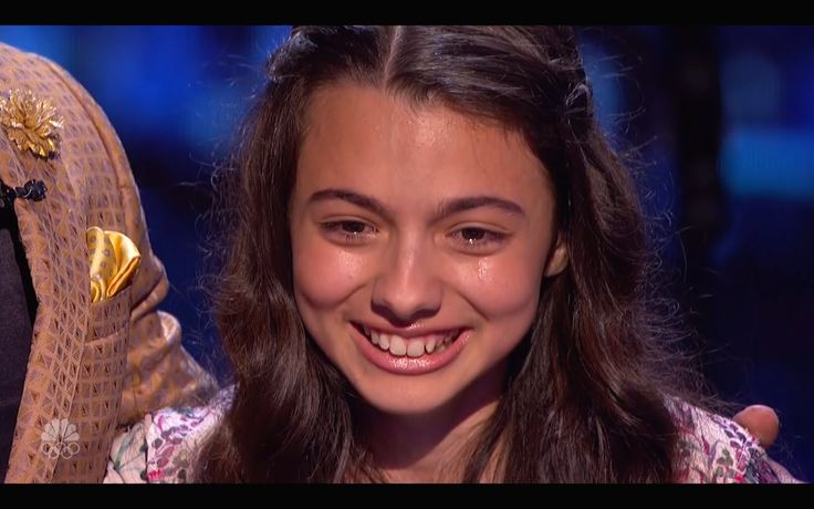 Laura Bretan - The Prayer - Quarterfinals - America's Got Talent - July ...