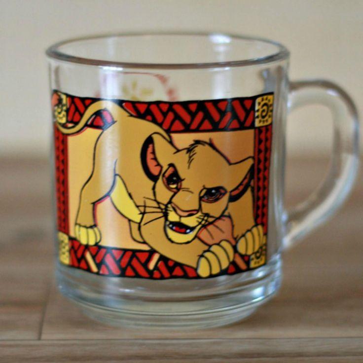 Tasse Simba 1994, Tasse Le roi lion, Tasse Histoire de la vie, Tasse 90s, Tasse Disney, Tasse lion, 90s Film, Cadeau enfant, Cadeau geek de la boutique PastelEtPixel sur Etsy