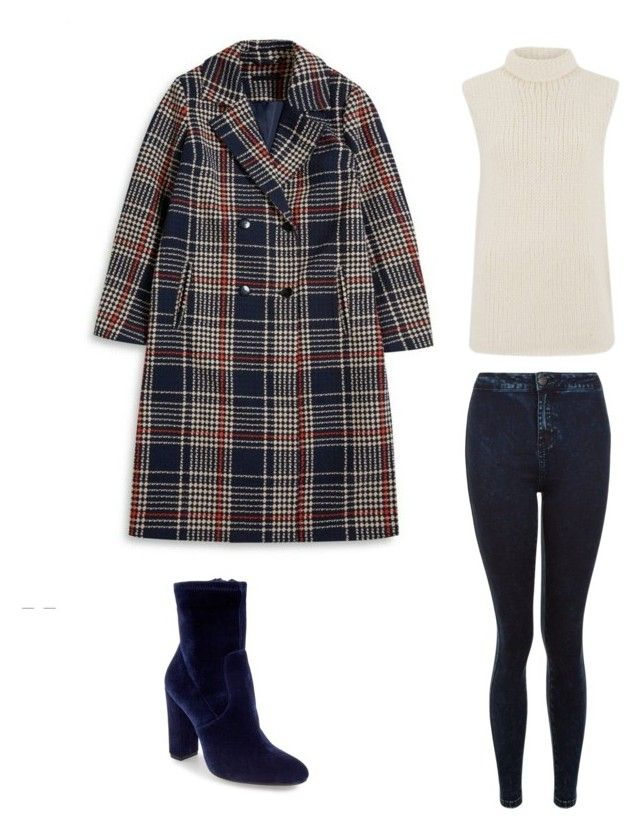 """""""Primark Coat"""" by sinead-kearns on Polyvore featuring New Look, Theory and Steve Madden"""