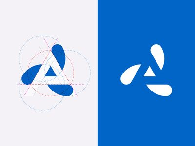 Dribbble - A logo by Helvetic Brands®