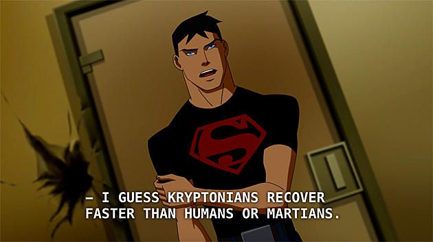 'Young Justice' Episode Guide: Season 1, Episode 24: 'Performance'