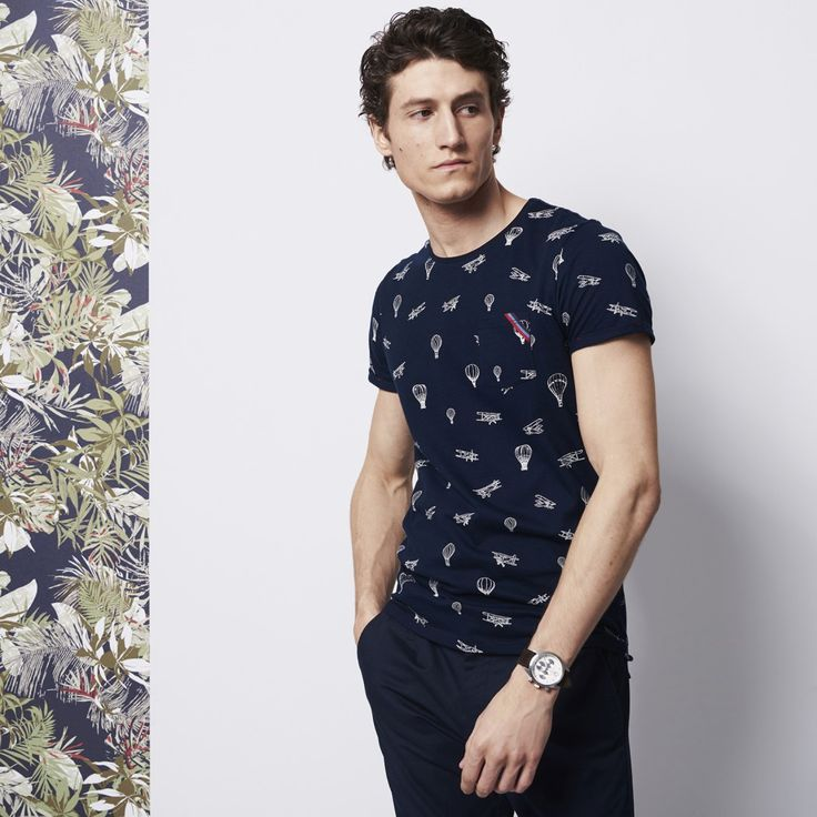 Tee shirt manches courtes homme édition  - image 1