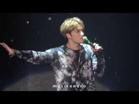 180127 김재중 J-PARTY & MINI CONCERT :: Run Away - YouTube