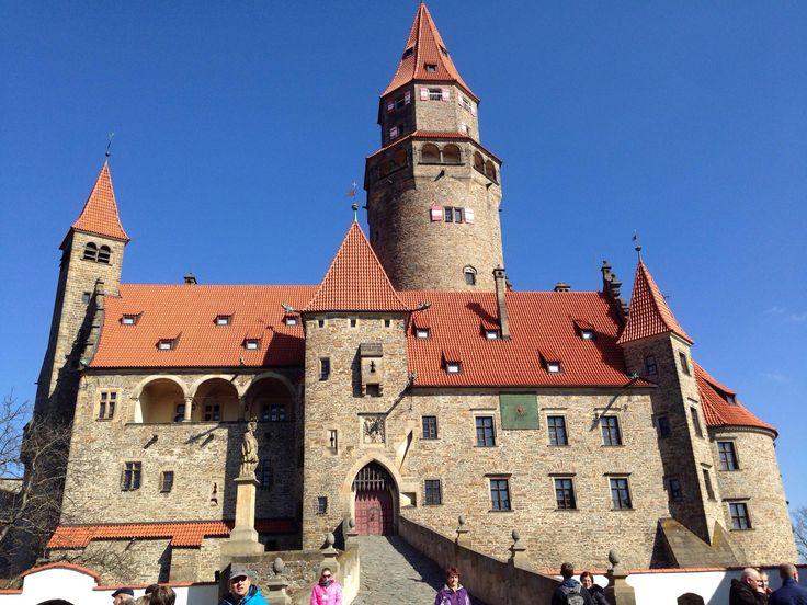 Bouzov Castle - Czech Republic
