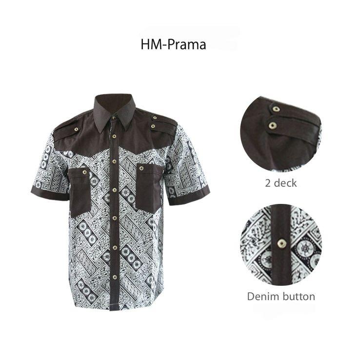 Kemeja Prama - Ready Stock  #kemejabatikmedogh  http://medogh.com/baju-batik-pria/kemeja-batik-pria