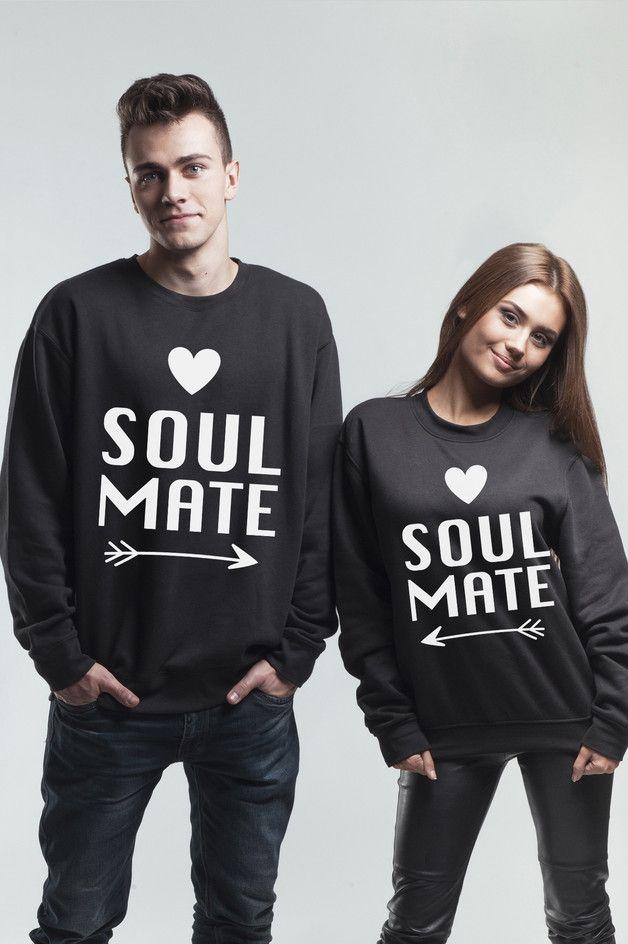KOMPLET BLUZ OVERSIZE SOULMATE - MoodyMood - Koszulki i bluzy