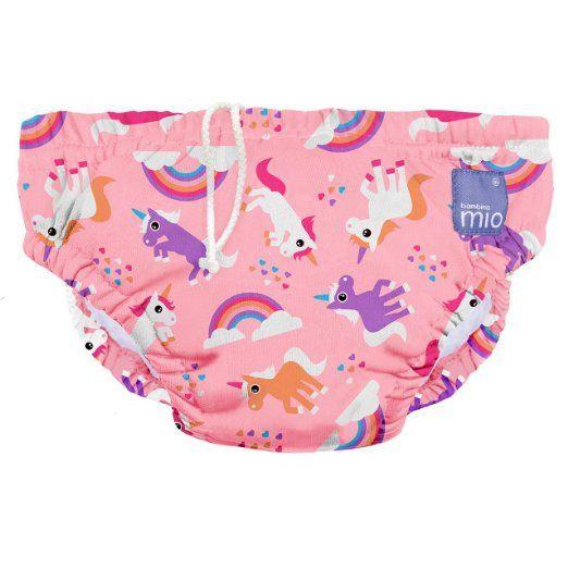 BAMBINO MIO Kalhotky koupací Unicorn XL | Kašpárek Baby