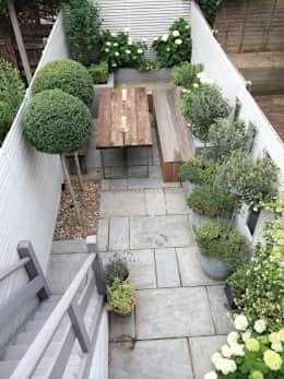 Сады в . Автор – Garden Club London