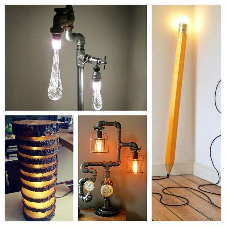 30 δημιουργικές ιδέες με απίθανα φωτιστικά | SunnyDay