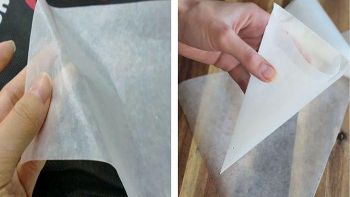 Geniální nápad na využití obyčejného pečicího papíru překvapivým způsobem! | Vychytávkov