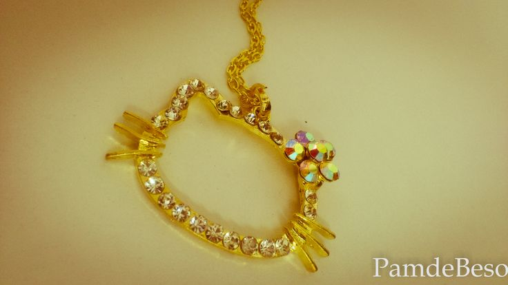 #Necklace #Cat #Cute #Cool #Women #Pamdebeso
