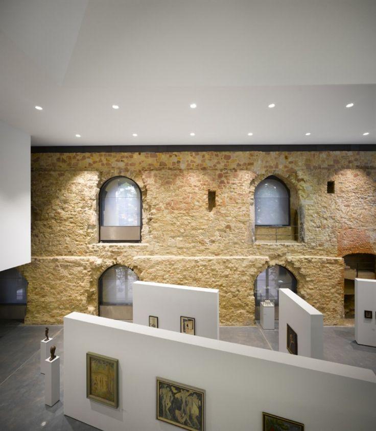 Moritzburg Museum Extension / Nieto Sobejano Arquitectos