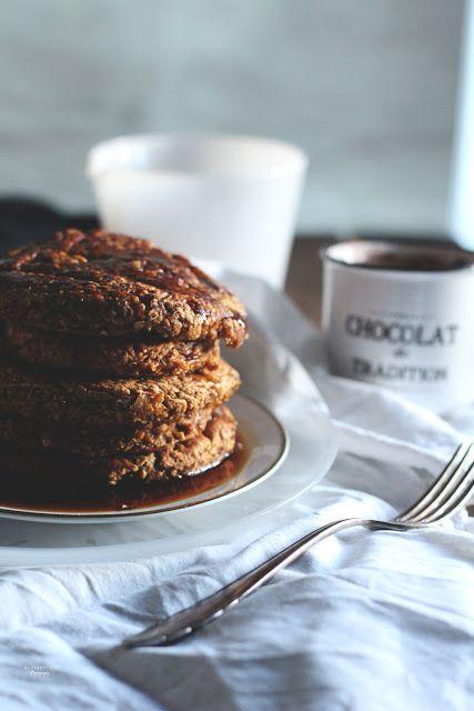 PUMPKIN OATMEAL PANCAKES 👌 #foodphotography #food #stylelife #pancakes #kidsandchic