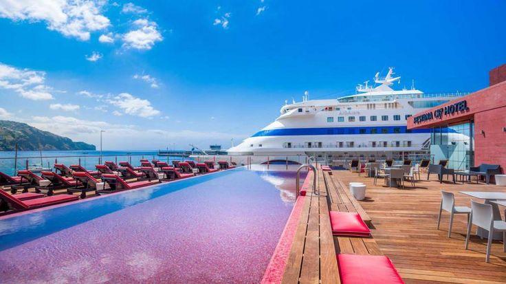 Madeira - Funchal, Pestana CR7 Hotel****  7 Tage inkl. Frühstück ab 612,- EUR
