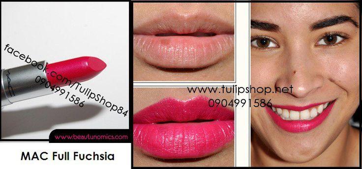 Mac Full Fuchsia | www.pixshark.com - Images Galleries ...  Mac Lipstick Full Fuchsia