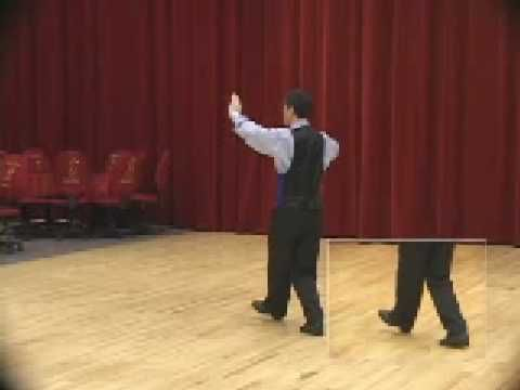 how to dance quick step video
