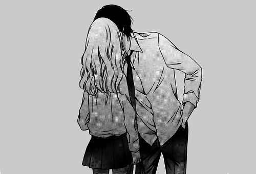 anime kiss | Tumblr