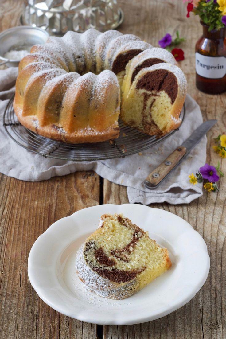 Marmorgugelhupf Marmorkuchen Rezept Marmorkuchen Rezept Kuchen Rezepte Einfach Und Marmorkuchen Saftig