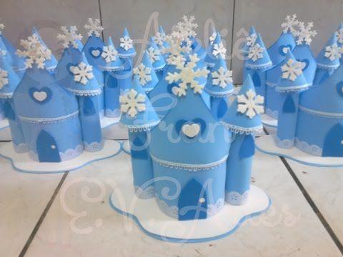 Centro de mesa de Princesas con Chupa Chups o caramelos. Lollipop princess - YouTube