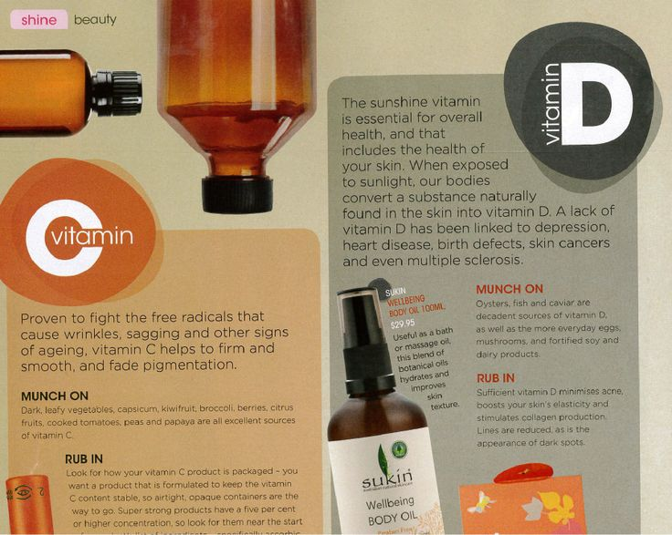 Fernwood Magazine - May 2014 Sukin Wellbeing Body Oil features.