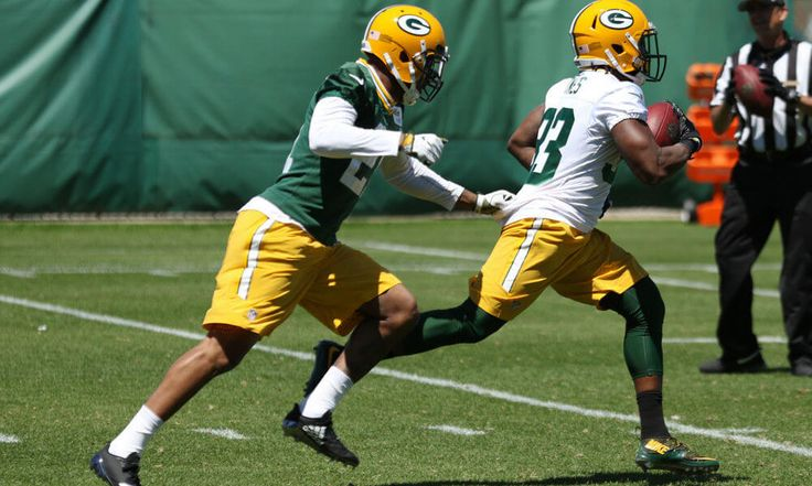 Expert Tuesday with ESPN's Jason Wilde on Green Bay's RB situation, Damarious Randall and more = ESPN and Wisconsin State Journal's Jason Wilde joins the show to discuss Ty Montgomery's injury and the Packers' faith in.....