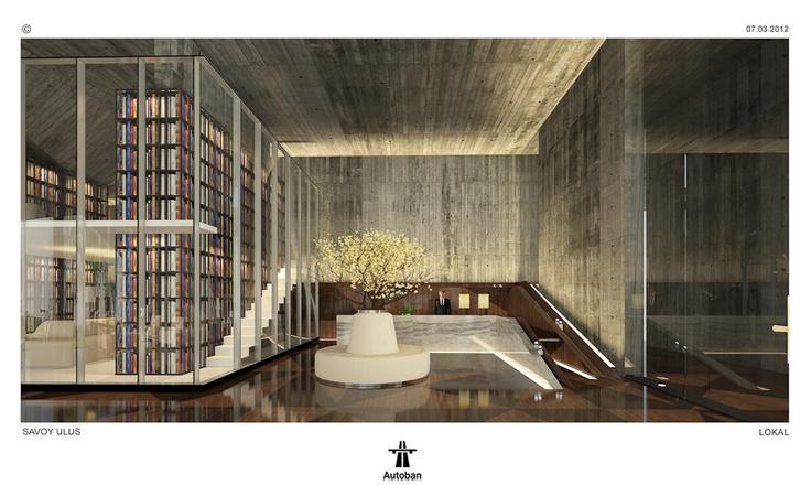Savoy Ulus Residences by Ber-line Fine Interiors