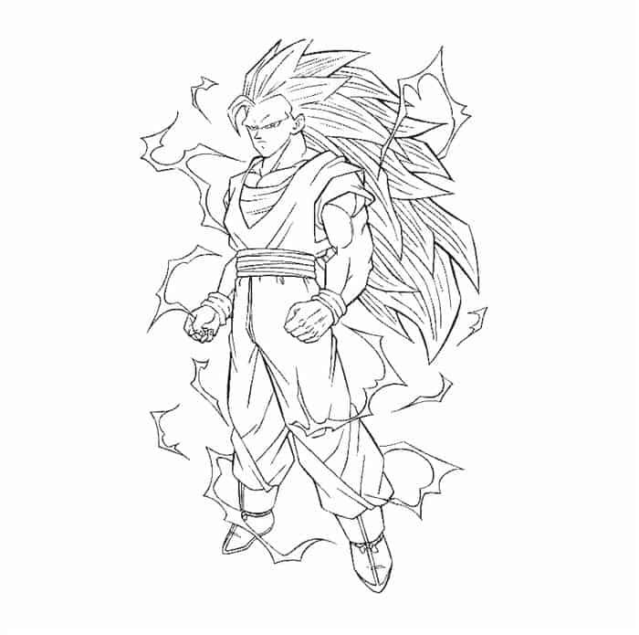 Goku Coloring Pages In 2020 Disney Princess Coloring Pages