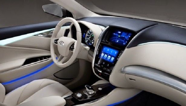 2017 Nissan Altima - interior