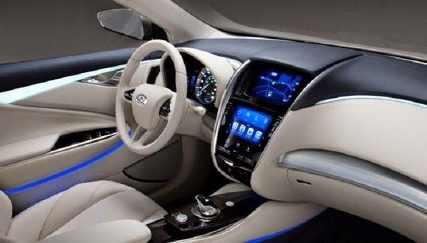 2017 Nissan Altima Interior Nissan Pinterest