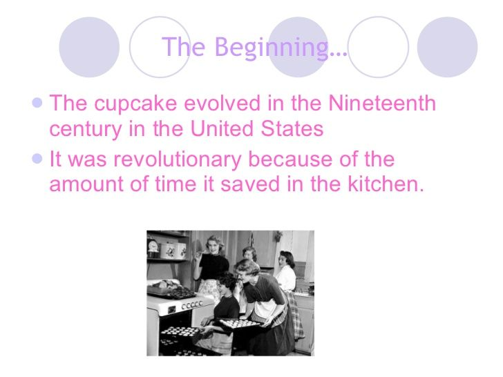 15 best images about History of cupcakes on Pinterest ...