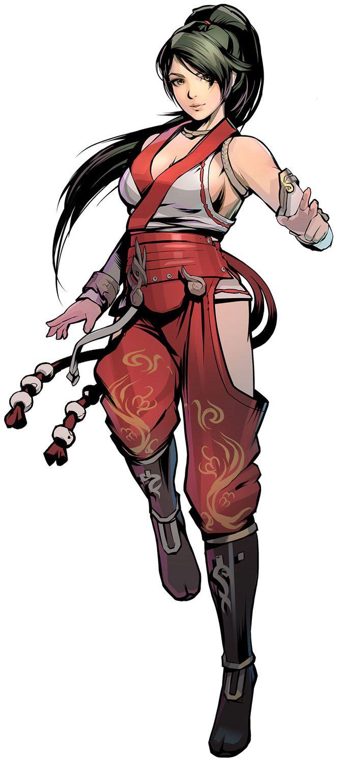 Momiji Yaiba, Ninja Gaiden Z.