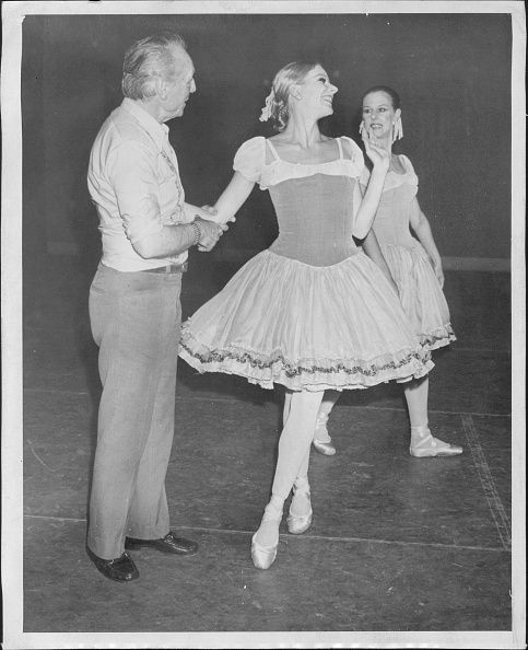 George Balanchine Pictures and Photos | Getty Images
