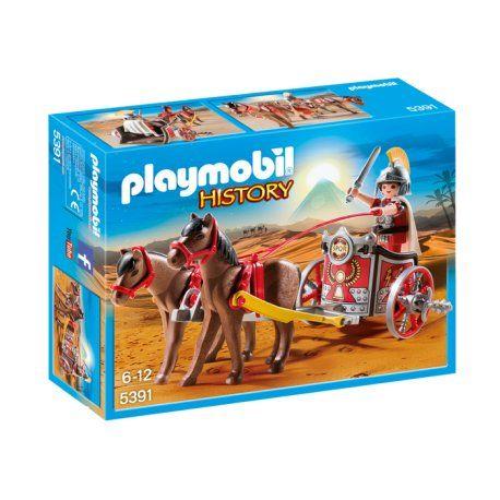 Witajcie,   Wczoraj relaks na bananie, dziś odpieranie ataku na rydwanie ...  Zestaw Playmobil 5391 z nowej serii Playmobil History dla dzieci od lat 6 - Rzymski rydwan ciągnięty przez 2 konie w celu odparcia atak Egipcjan.   Na kołach rydwanu zamontowane są kolce, które uniemożliwiają wrogowi podjechać zbyt blisko.  Historii będzie więcej:)  http://www.niczchin.pl/playmobil-history/4033-playmobil-5391-rzymski-rydwan.html  #playmobil #playmobilhistory #rzymskirydwan #zabawki #niczchin…