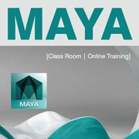 Online Autodesk's Maya Course is a short term 6 months certificate course. Maya is a 3D Modeling and Rendering program, and is suitable for visual effects, TV animation, commercial ad etc. Students will be learning about Maya interface, the Maya philosophy, 3D modeling, 3D designing and animations, texturing, lighting and rendering.