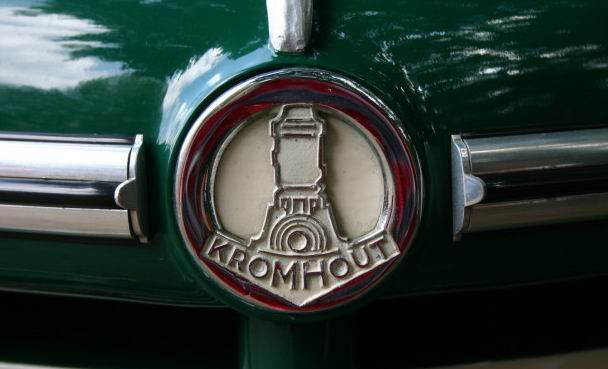 Kromhout Logo 3  | Buses, Trucks, (Ship) Engines KROMHOUT The Netherlands