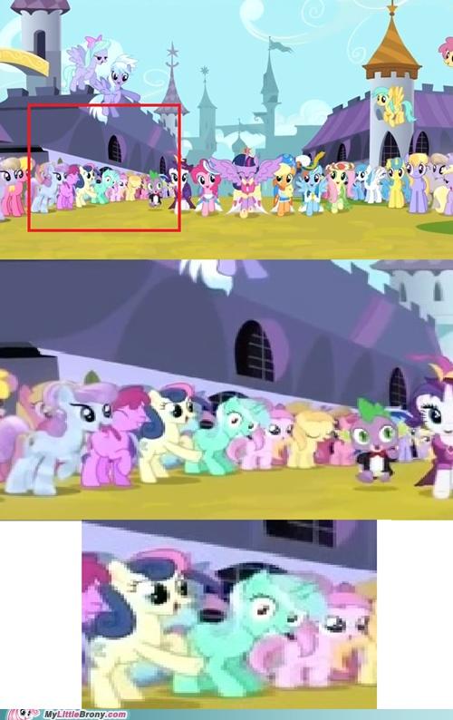 Lyra needs to calm down