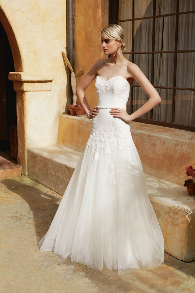 BT16-20 - Enzoani 2016 Wedding Dresses | itakeyou.co.uk #weddingdress #wedding
