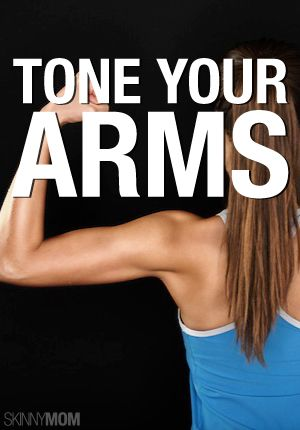 Tone your arms with these moves! These are actually good. Going to print out at home and post in the office.