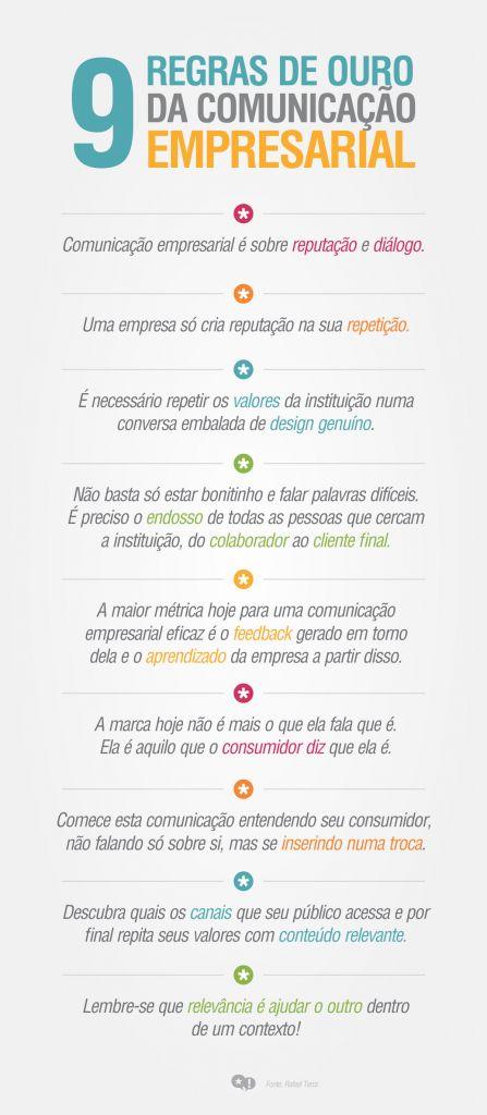 9 regras de ouro da comunicação empresarial | Fabulosa Ideia