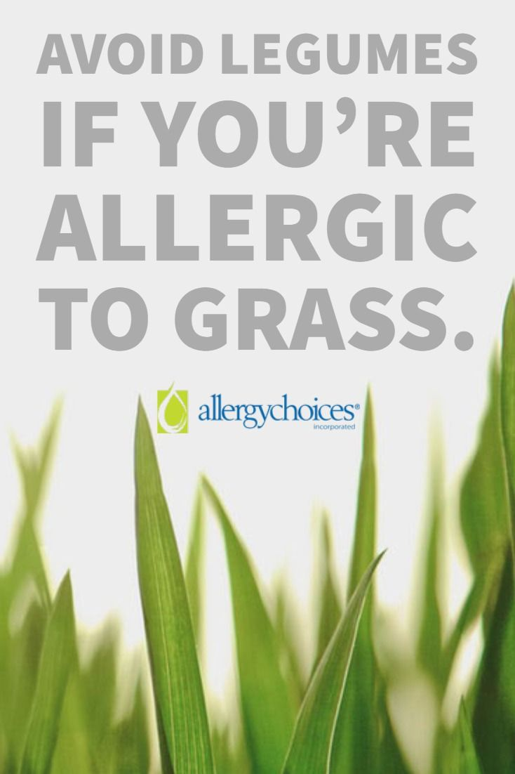 Oral Allergy Syndrome For Grass Allergies Oral Allergy Syndrome Allergies Grass Allergy